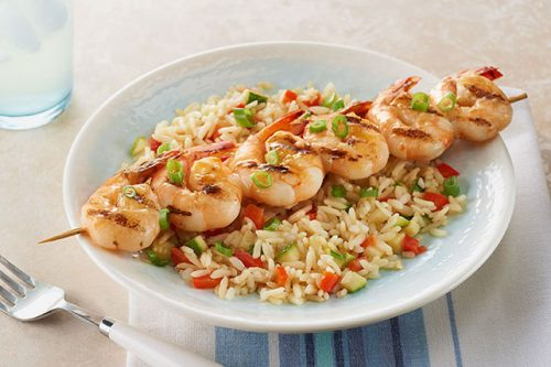 Jumbo Grilled Shrimp