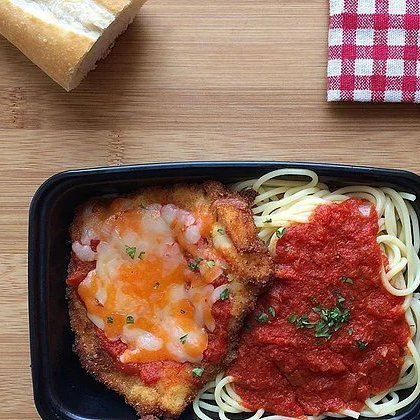 Frozen Chicken Parmesan