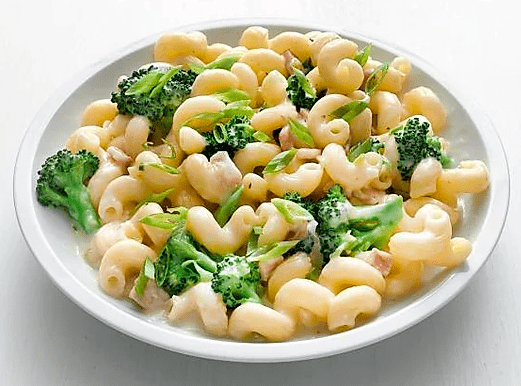 Broccoli Mac N' Cheese Meals for Kids
