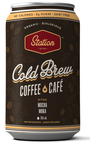 Station Cold Brew – Mocha