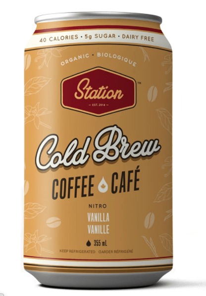 Station Cold Brew – Vanilla